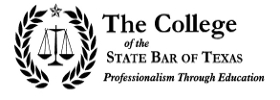 Texas College of the State Bar